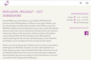 Hofladen WildSau